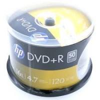 DVD HP 16X +R X30