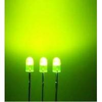 Luz Para Gabinete Verde Case Green Light