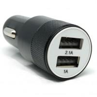 CARGADOR AUTO USB X2 MOW