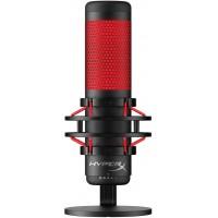 Microfono Hyperx Gaming Quadcast Negro