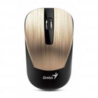 Mouse Genius Gris-dorado Wireless