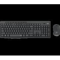 Teclado+Mouse Logitech Mk295 Inalambrico