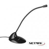 Microfono Netmak Flexible