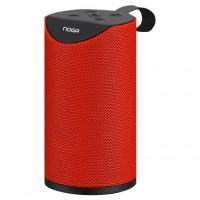 Parlante Noga Bluetooth Rojo