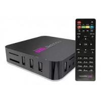 TV BOX NOGA PC ULTRA 8GB / WIFI / QUAD 4