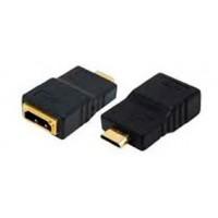 ADAPTADOR MINI HDMI M / HDMI H