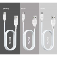 Cable Usb /micro Usb/ Type C/ Lightning Tubo