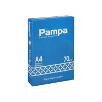 PAPEL A4 PAMPA 70GR X500