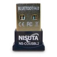 Adaptador Usb Nano Nisuta Bluetooth