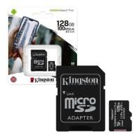 MEMORIA MICRO-SD 128GB KINGSTON CANVAS + ADAPTADOR